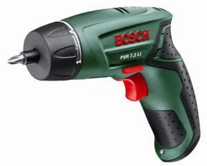 Bosch PSR 7.2 LI Review