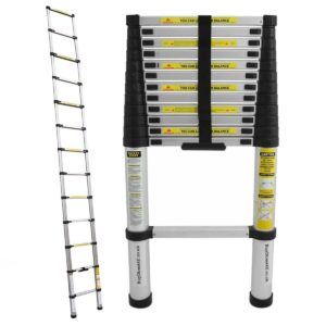 charles-bentley-diy-3-8m-telescopic-extendable-ladder