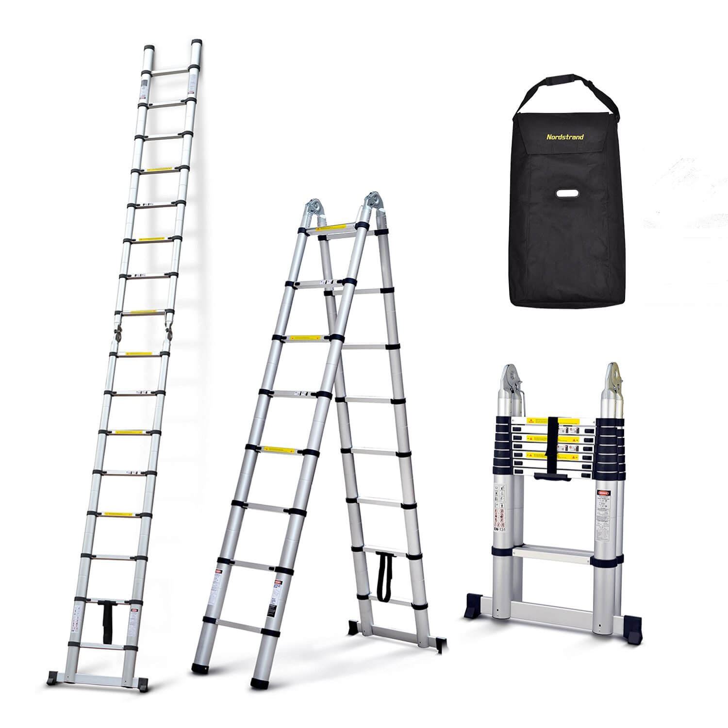 Best Telescopic Ladders – Reviews 2017 – 2018