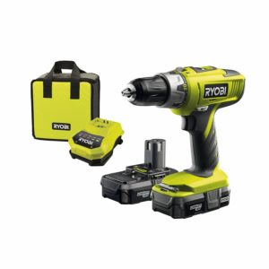 Ryobi 18V ONE+ Cordless Combi Drill Review 2015 - 2016