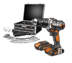 Worx 20V Cordless Hammer Drill Review 2015 - 2016